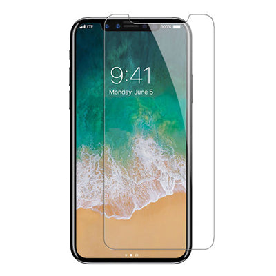 InvisiGlass Screen protector for iPhone X