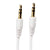 Kabell Audio (3.5 mm Jack Audio Cable 1m - White)