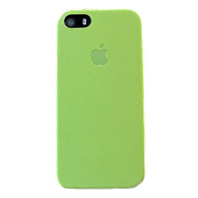 Apple iPhone 5/5s/SE Leather Case - Green