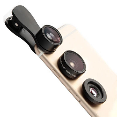 FUNIPICA 3-IN-1 PHOTO LENS