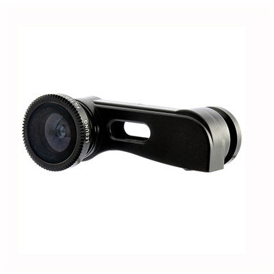 iPhone 5 3-IN-ONE Photo Lens - Black