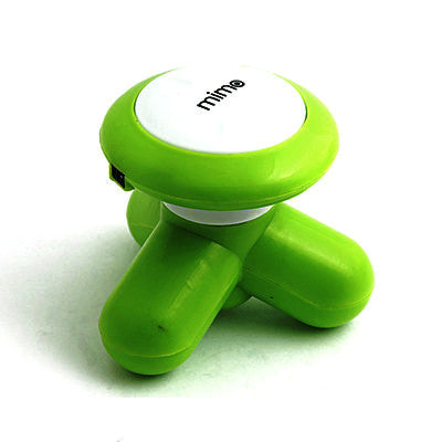 Mimo Electric Massager With USB Cable - Green