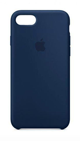 Apple iPhone 8 Silicone Case - Midnight Blue (Produkt Zyrtar)
