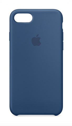 Apple iPhone 7 Silicone Case - Ocean Blue (Produkt Zyrtar)