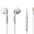 Kufje Samsung Earpods With In-Line Mic - White