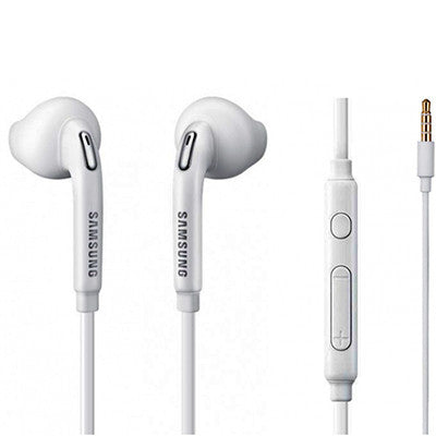 Samsung Earpods With In-Line Mic - White