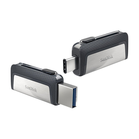 SanDisk ULTRA Dual Drive USB Type-C - 128GB