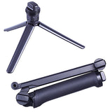 3 Way Monopod / Stand / Mini Tripod - Black