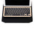 Bluetooth Keyboard with stand plastic cover for iPad Pro 12.9-inch - Gold
