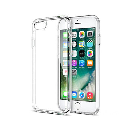 iPhone 6 / 6s Silicone Soft Case - Transparent
