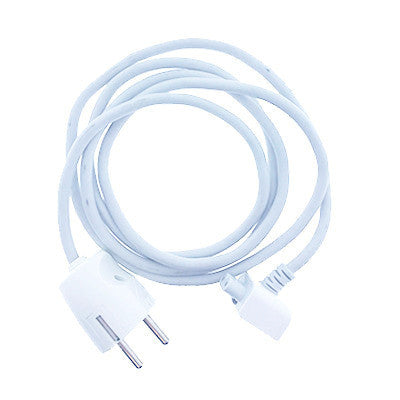 Power Adapter Extension Cable 2m - White