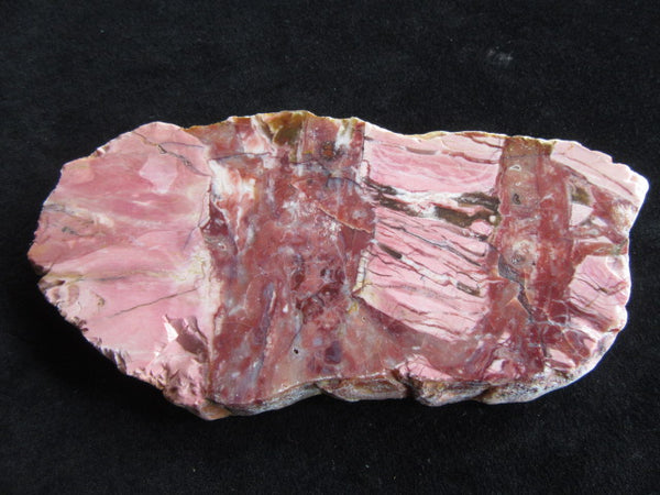 Polished Brecciated Pink Opal slab POP128