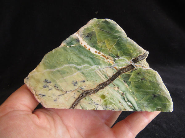 Green Opal Rock Block RB254