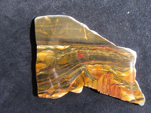 Polished Tiger Eye TE165