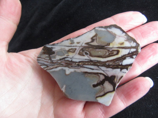 Polished Outback Jasper slab OJ130