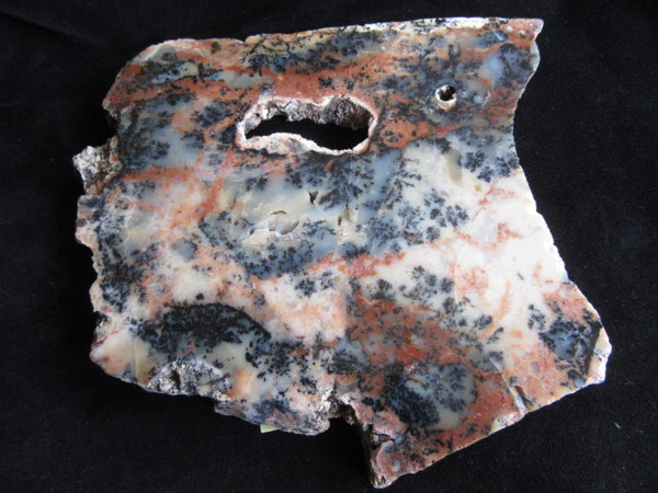 Polished Dendritic Opal DO126