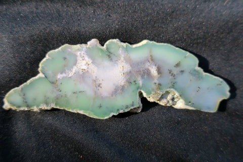 Chrysoprase Polished Slab.  CH 320