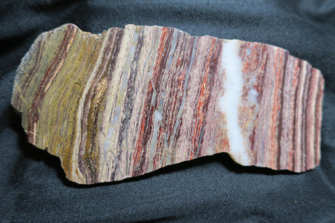 Snakeskin Jasper Polished Slab.  SS 101