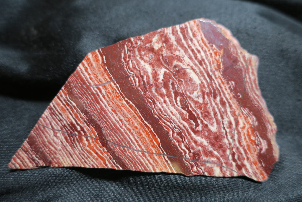 Snakeskin Jasper Polished Slab.  SS 102