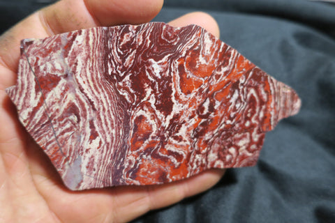 Snakeskin Jasper Polished Slab.  SS 103