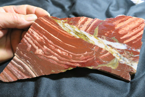 Snakeskin Jasper Polished Slab.  SS 105