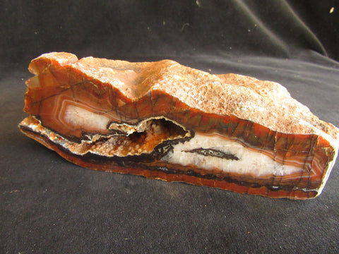 Polished Pilbara Agate PA248