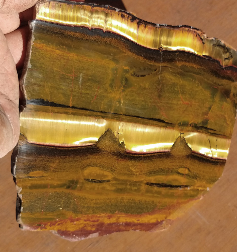 Polished Tiger Eye TE231