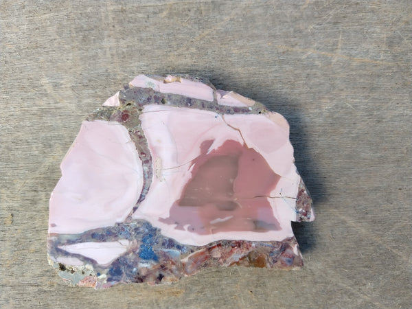 Polished Brecciated Pink Opal  POP131
