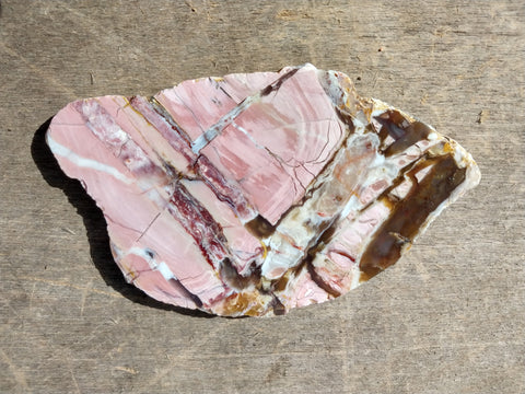Polished Brecciated Pink Opal  POP132