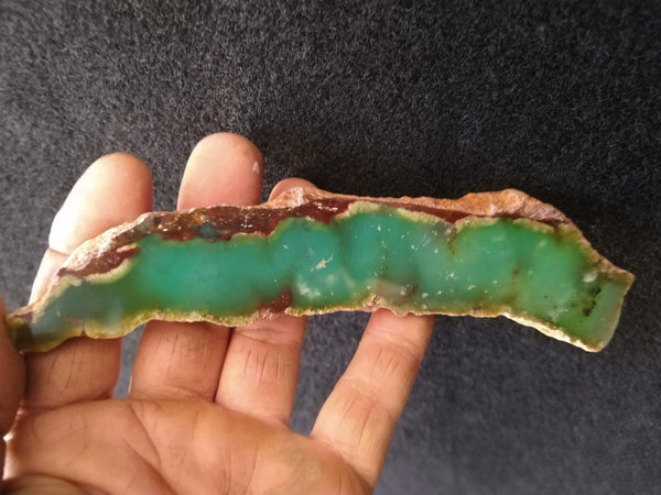 Polished Chrysoprase CH353