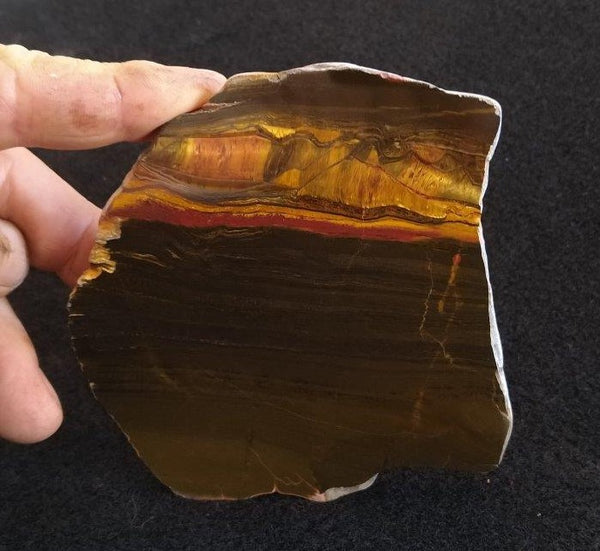 Polished Tiger Eye TE264