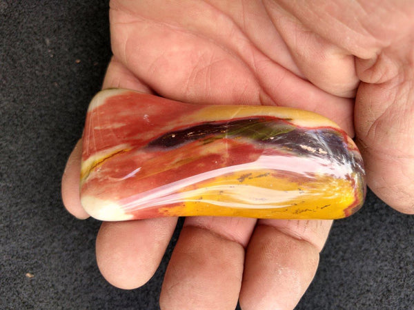 Tumble Polished Mookaite MKT104