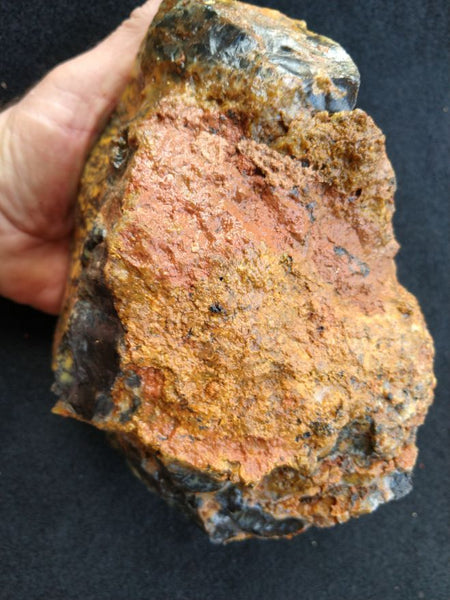 Dendritic Opal  rough.  DOR 165