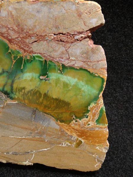Variscite Polished Slab.  VP 219