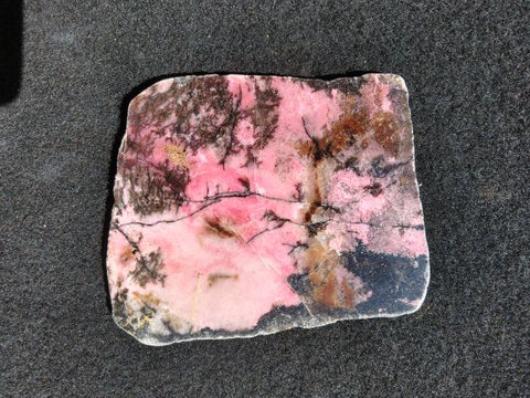 Polished Rhodonite RH231