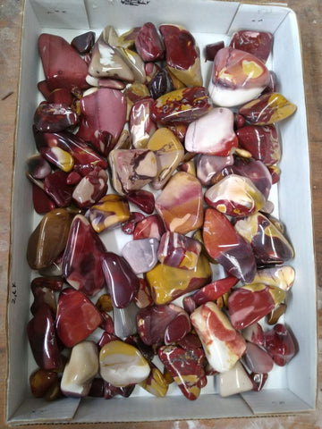Tumble Polished Mookaite MKT121