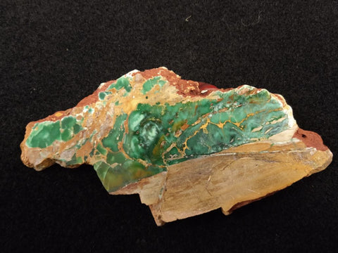 Variscite Polished Slab.  VP 220
