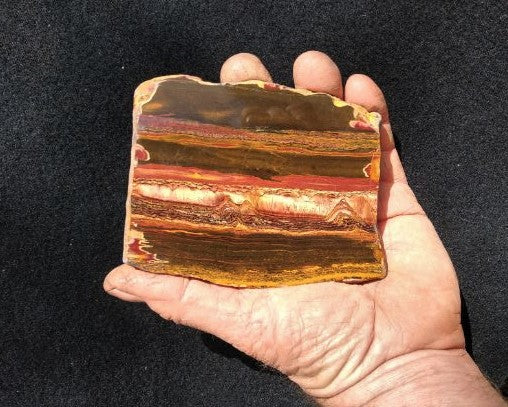 Polished Tiger Eye TE280