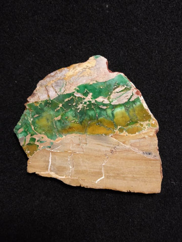 Variscite Polished Slab.  VP 222