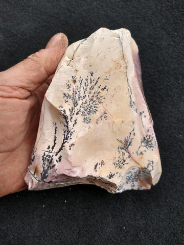 Dendritic Mookaite rough.  MKR 177