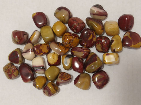 Tumble Polished Mookaite MKT129