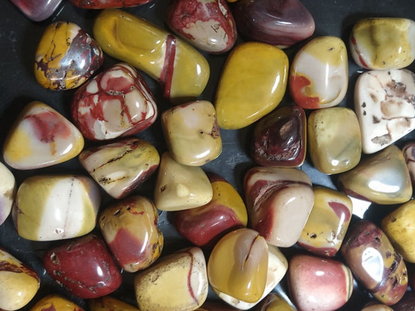 2 kg. Tumble Polished Mookaite MKT131