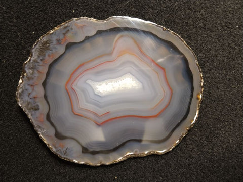 Polished Brazilian Agate . BA114