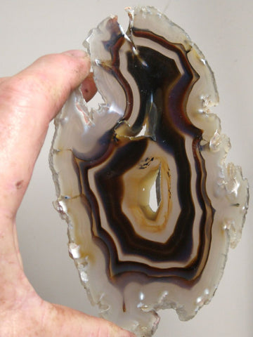 Polished Brazilian Agate . BA116