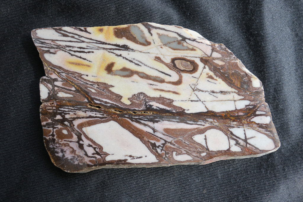 Polished Outback Jasper slab OJ120