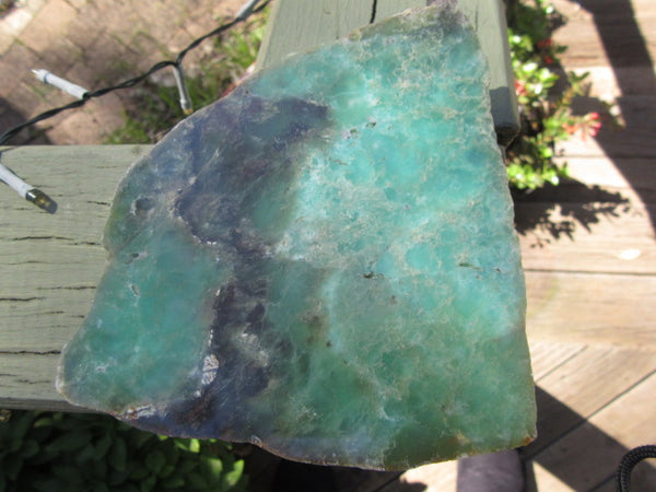 Polished Chrysoprase CH340