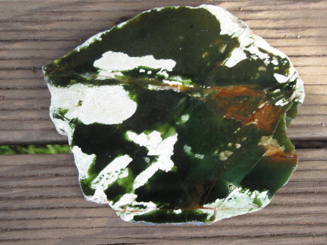 Polished Chrome Chalcedony CC119