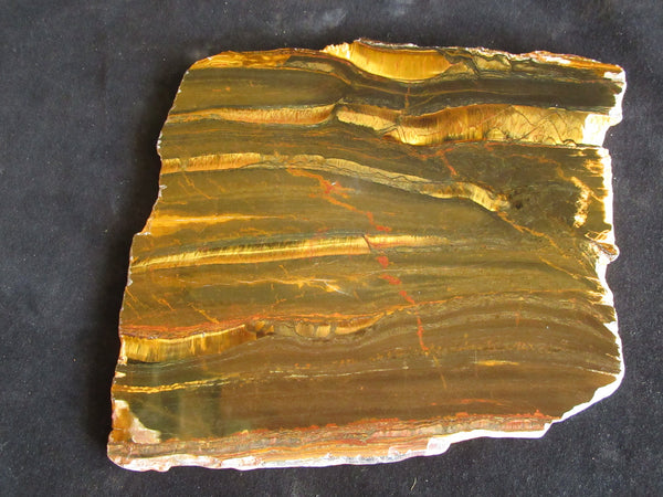 Polished Tiger Eye TE206