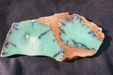 Chrysoprase Polished Slab.  CH 327