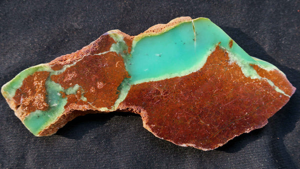 Polished Chrysoprase CH328